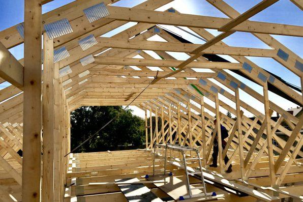 Wiązary dachowe – rodzaje, które wybrać, na co zwrócić uwagę?