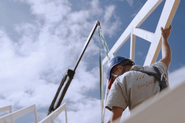 Wiązary dachowe – jak przebiega współpraca z firmą?