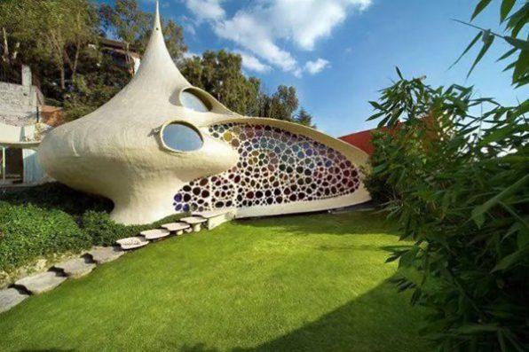 Najbardziej oryginalne domy mieszkalne – TOP 8