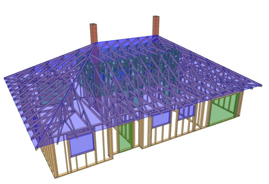 Wiązary dachowe - rodzaje, które wybrać, na co zwrócić uwagę? 3